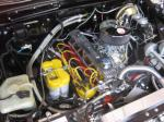 1963 CHEVROLET C-10 CUSTOM STEPSIDE PICKUP - Engine - 91208
