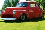 1947 FORD CUSTOM CLUB COUPE - Front 3/4 - 91213