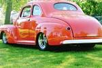1947 FORD CUSTOM CLUB COUPE - Rear 3/4 - 91213