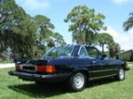 1983 MERCEDES-BENZ 380SL ROADSTER - Rear 3/4 - 91216