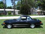 1983 MERCEDES-BENZ 380SL ROADSTER - Side Profile - 91216