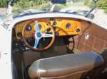 1935 AUBURN BOATTAIL SPEEDSTER RE-CREATION - Interior - 91233