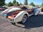 1935 AUBURN BOATTAIL SPEEDSTER RE-CREATION - Rear 3/4 - 91233