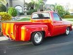 1979 CHEVROLET C-10 CUSTOM PICKUP - Rear 3/4 - 91399