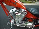 2004 BIG DOG CUSTOM CHOPPER - Engine - 91400