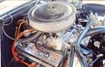 1969 CHEVROLET CAMARO INDY PACE CAR CONVERTIBLE - Engine - 91565