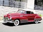 1942 BUICK SERIES 50 CONVERTIBLE - Front 3/4 - 91608