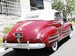 1942 BUICK SERIES 50 CONVERTIBLE - Rear 3/4 - 91608