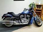 2006 HARLEY-DAVIDSON V-ROD MOTORCYCLE SD CHARGERS EDITION - Side Profile - 91611
