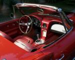 1967 CHEVROLET CORVETTE CONVERTIBLE - Interior - 91676