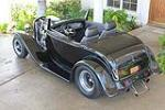 1932 FORD 2 DOOR CABRIOLET - Rear 3/4 - 91689