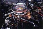 1965 OLDSMOBILE CUTLASS 442 2 DOOR HARDTOP - Engine - 91704