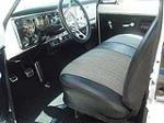 1969 CHEVROLET C-10 CUSTOM PICKUP - Interior - 91739