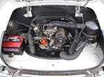 1969 VOLKSWAGEN KARMANN GHIA 2 DOOR COUPE - Engine - 91742