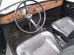 1969 VOLKSWAGEN KARMANN GHIA 2 DOOR COUPE - Interior - 91742
