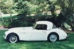 1958 AUSTIN-HEALEY 100-6 BN4 ROADSTER - Side Profile - 93206