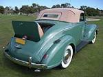 1939 PLYMOUTH SPECIAL DELUXE CONVERTIBLE - Rear 3/4 - 93212
