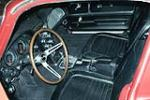 1967 CHEVROLET CORVETTE COUPE - Interior - 93240