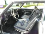 1970 CHEVROLET CHEVELLE SS 2 DOOR COUPE - Interior - 93292