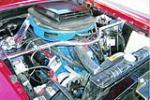 1969 FORD MUSTANG CUSTOM CONVERTIBLE - Engine - 93311