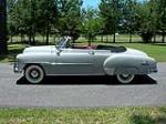 1951 CHEVROLET STYLELINE 2 DOOR CONVERTIBLE - Front 3/4 - 93369