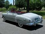 1951 CHEVROLET STYLELINE 2 DOOR CONVERTIBLE - Rear 3/4 - 93369