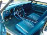 1967 CHEVROLET CAMARO RS/SS PACE CAR CONVERTIBLE - Interior - 93371