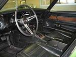 1973 CHEVROLET CORVETTE CONVERTIBLE - Interior - 93391