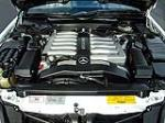 1994 MERCEDES-BENZ 600SL ROADSTER - Engine - 93401