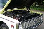 1972 CHEVROLET C-10 LONG BED PICKUP - Engine - 93439