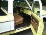 1972 CHEVROLET C-10 LONG BED PICKUP - Interior - 93439