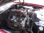 1969 PONTIAC GTO CONVERTIBLE - Engine - 93450