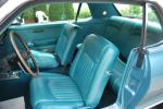 1968 MERCURY COUGAR XR7 COUPE - Interior - 93452