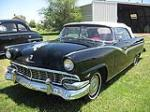 1956 FORD FAIRLANE SUNLINER CONVERTIBLE - Front 3/4 - 93482