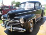 1946 FORD SUPER DELUXE 2 DOOR COUPE - Front 3/4 - 93488