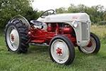 1948 FORD 8N TRACTOR - Front 3/4 - 93515