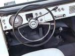 1966 FORD BRONCO ROADSTER - Interior - 93517