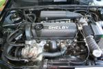 1987 DODGE CHARGER GLH-S 2 DOOR COUPE - Engine - 93524