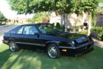 1987 DODGE CHARGER GLH-S 2 DOOR COUPE - Front 3/4 - 93524