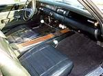 1969 PLYMOUTH ROAD RUNNER CUSTOM 2 DOOR HARDTOP - Interior - 93528
