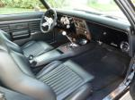 1968 CHEVROLET CAMARO CUSTOM 2 DOOR COUPE - Interior - 93530