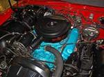 1962 PONTIAC BONNEVILLE CONVERTIBLE - Engine - 93532