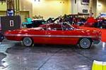 1962 PONTIAC BONNEVILLE CONVERTIBLE - Side Profile - 93532