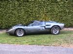 1966 FORD GT40 2 DOOR COUPE - Side Profile - 93551