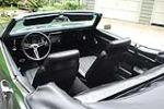 1968 PONTIAC FIREBIRD CONVERTIBLE - Interior - 93564