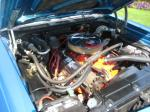 1969 CHEVROLET CHEVELLE 2 DOOR CONVERTIBLE - Engine - 93586