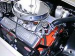 1962 CHEVROLET CORVETTE CONVERTIBLE - Engine - 93594