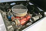 1972 CHEVROLET CORVETTE CONVERTIBLE - Engine - 93607