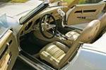 1972 CHEVROLET CORVETTE CONVERTIBLE - Interior - 93607