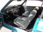 1968 FORD MUSTANG COUPE - Interior - 93610